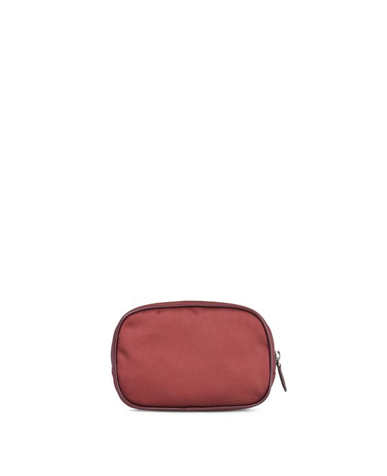 STELLA McCARTNEY Burgundy Falabella GO Cosmetic Case Small Other accessories D i