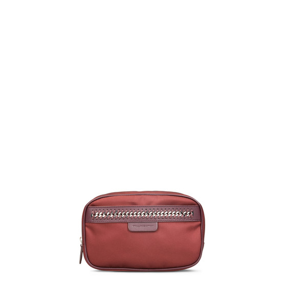 Astuccio per Make-Up Falabella GO Bordeaux