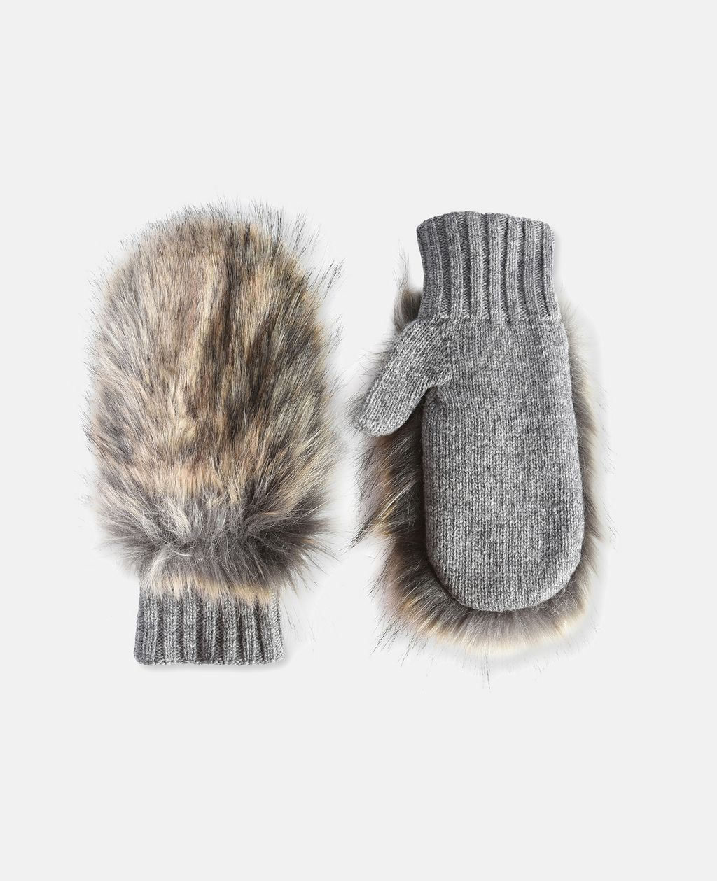 Fur Free Fur Gloves - STELLA MCCARTNEY