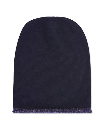 NAPAPIJRI FIA WOMAN BEANIE,DARK BLUE