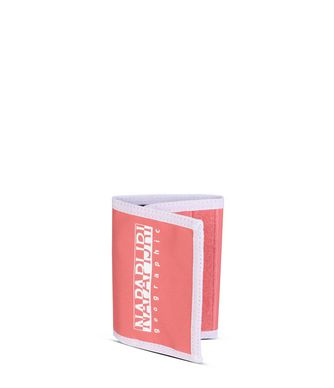 NAPAPIJRI HAPPY WALLET  WALLET,CORAL