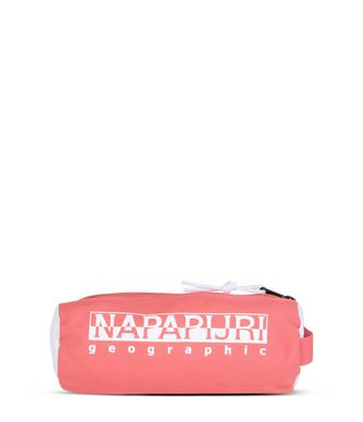 NAPAPIJRI HAPPY PENCIL CASE  PENCIL CASE,CORAL