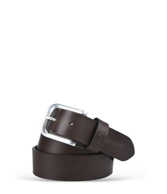 NAPAPIJRI POPLAR MAN BELT,DARK BROWN