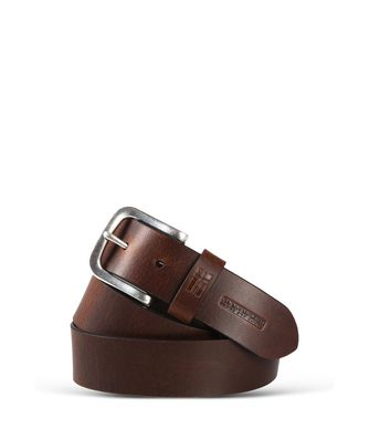 NAPAPIJRI POPLAR MAN BELT,BROWN