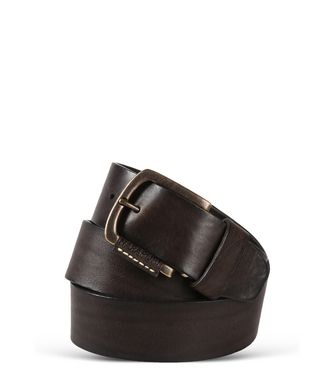 NAPAPIJRI PILAT MAN BELT,DARK BROWN