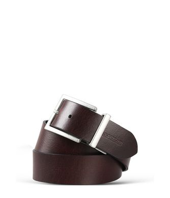 NAPAPIJRI PAMIUT MAN BELT,DARK BROWN