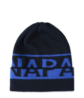 NAPAPIJRI K FIR KID KID BEANIE,DARK BLUE