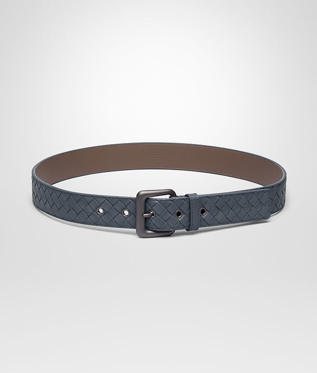 BOTTEGA VENETA BELT IN KRIM INTRECCIATO VN Belt U fp