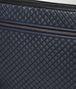 BOTTEGA VENETA DOCUMENT CASE IN PRUSSE EMBROIDERED CALF Small bag Man ep