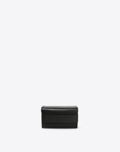 MAISON MARGIELA 11 Coin purse U Mini calfskin coin pouch f