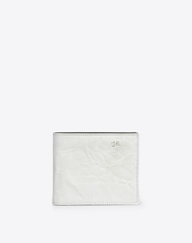MAISON MARGIELA 11 Wallet U Paper effect wallet with pen f