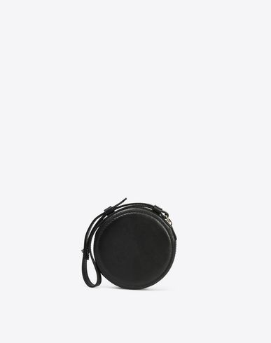 MAISON MARGIELA Coin purse D Circular coin holder f
