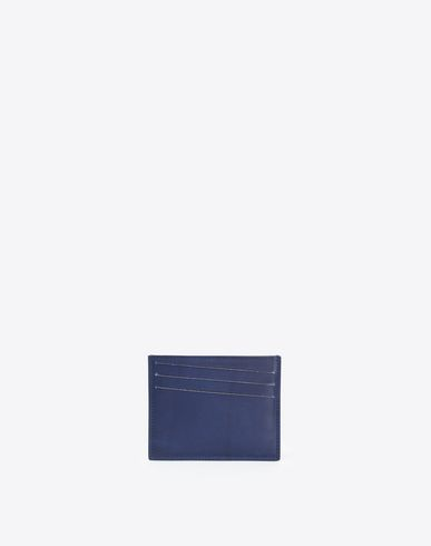 MAISON MARGIELA 11 Credit card holder U Calfskin credit card holder f