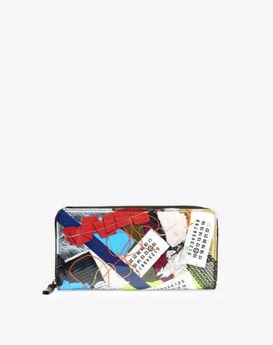 MAISON MARGIELA Wallets D Patchwork wallet f
