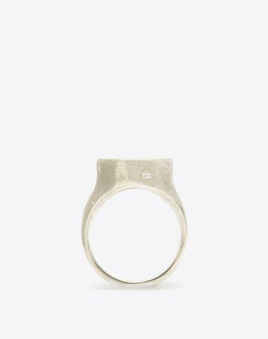 MAISON MARGIELA 11 Ring U Silver signet ring f