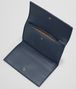 BOTTEGA VENETA CONTINENTAL WALLET IN DENIM INTRECCIATO NAPPA Continental Wallet D lp