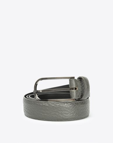 MAISON MARGIELA Belt U Coloured calfskin belt f