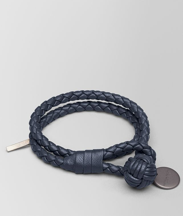 intrecciato in silver en leather oxidised us veneta mrp and bracelet l tone mens bottega
