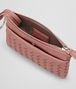 BOTTEGA VENETA KEY CASE IN BOUDOIR INTRECCIATO NAPPA Keyring or Bracelets Woman ap