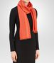 BOTTEGA VENETA FLAME WOOL SILK STOLE Scarf or other D rp