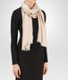 BOTTEGA VENETA SCARF IN BEIGE WOOL SILK CASHMERE Scarf or other Woman rp