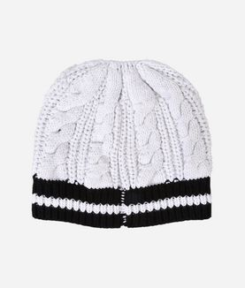KARL LAGERFELD ENSEMBLE BONNET ET MOUFLES CAT
