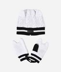 KARL LAGERFELD CAT HAT AND MITTEN SET 8_f