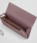 BOTTEGA VENETA CONTINENTAL WALLET IN GLICINE INTRECCIATO NAPPA Continental Wallet D ap