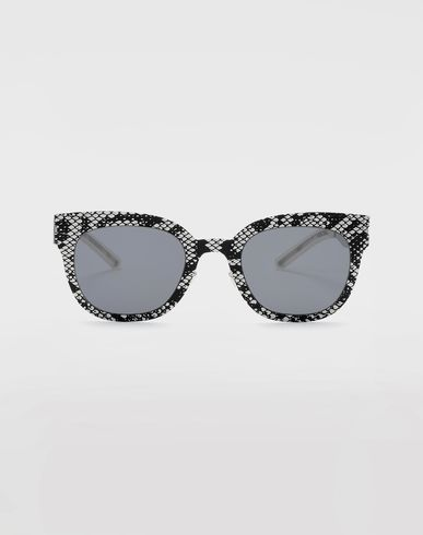 ACCESSORIES MYKITA + MAISON MARGIELA 'TRANSFER' Silver