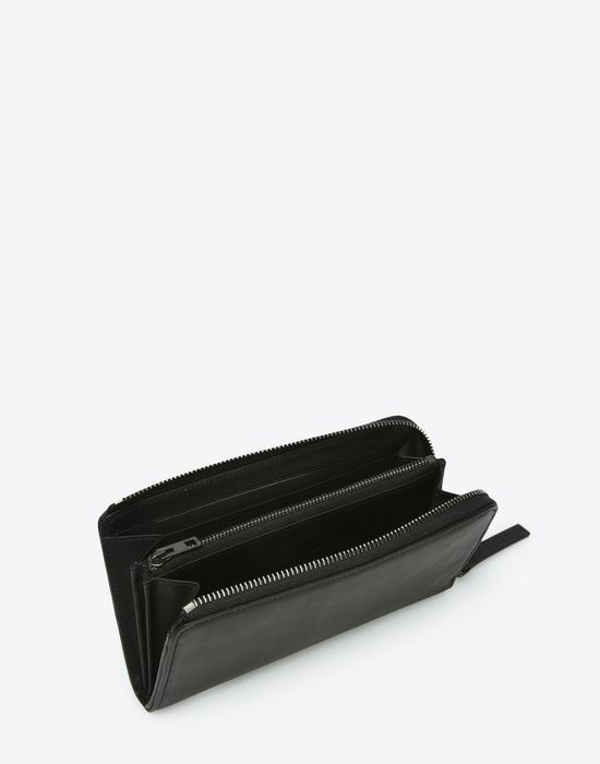 MAISON MARGIELA Long calfskin zip wallet Wallet [*** pickupInStoreShippingNotGuaranteed_info ***] d