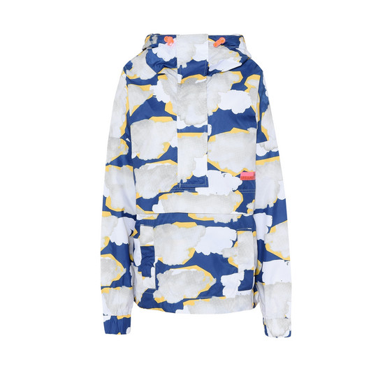 Cloud Print Jacket