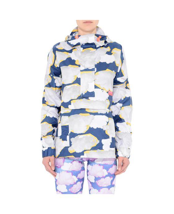 ADIDAS by STELLA McCARTNEY Cloud Print Jacket StellaSport Jackets D i