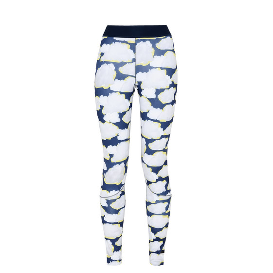 Cloud Print Leggings