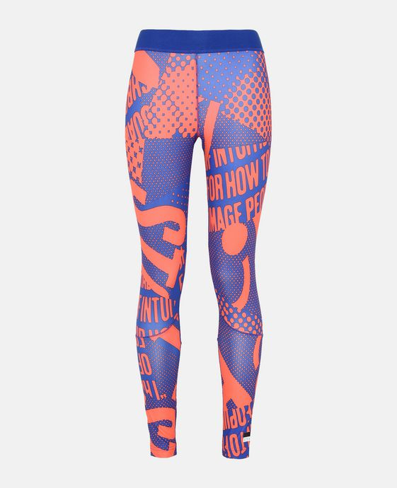 Graphic Print Leggings