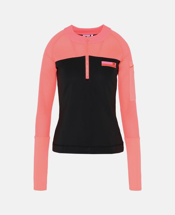 Black Long Sleeved Performance Top