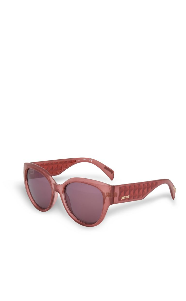 JUST CAVALLI Cat eye oversized sunglasses SUNGLASSES Woman r