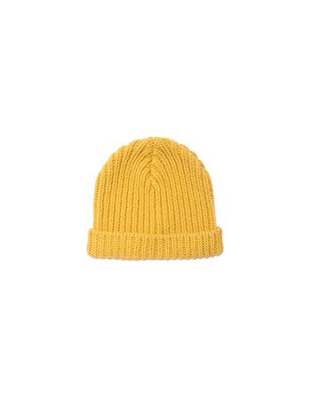 Marni Wool hat yellow Man