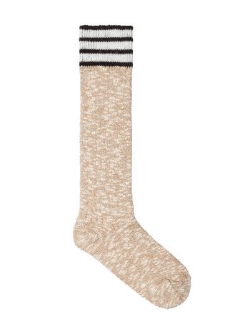 Marni Knee-sock in wool and polyamide Woman
