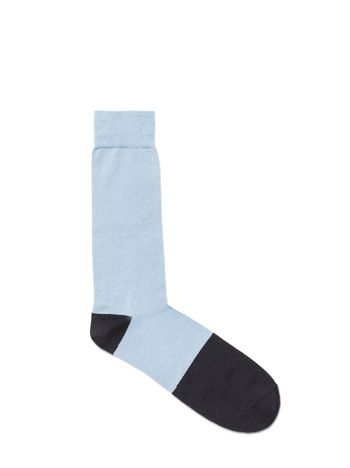 Marni Wool sock pale blue Man