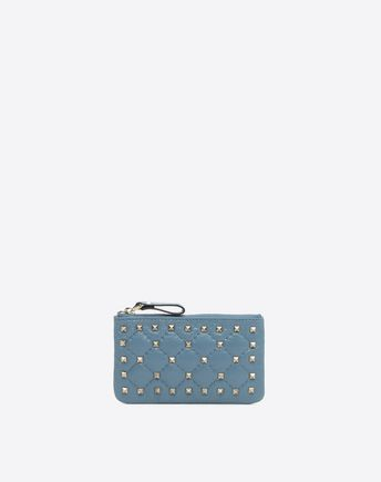 VALENTINO GARAVANI Messenger bag D Rockstud Shoulder Bag f