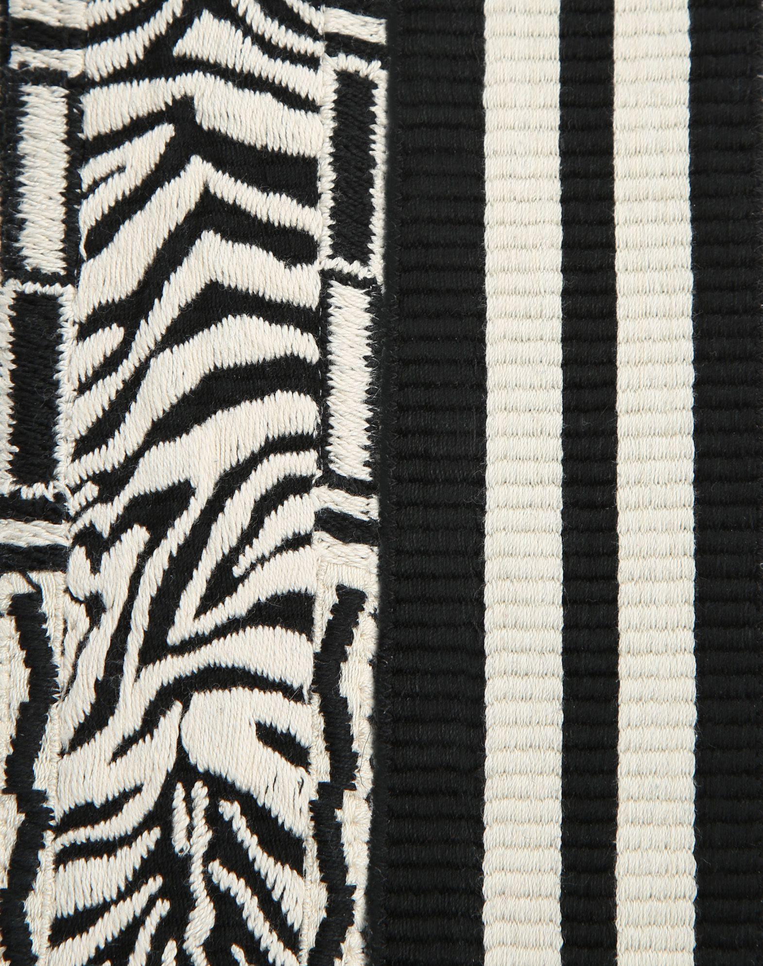 VALENTINO GARAVANI Zebra Motif Strap STRAP D d