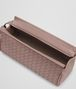 BOTTEGA VENETA SMALL COSMETIC CASE IN DESERT ROSE INTRECCIATO NAPPA Other Leather Accessory D ap