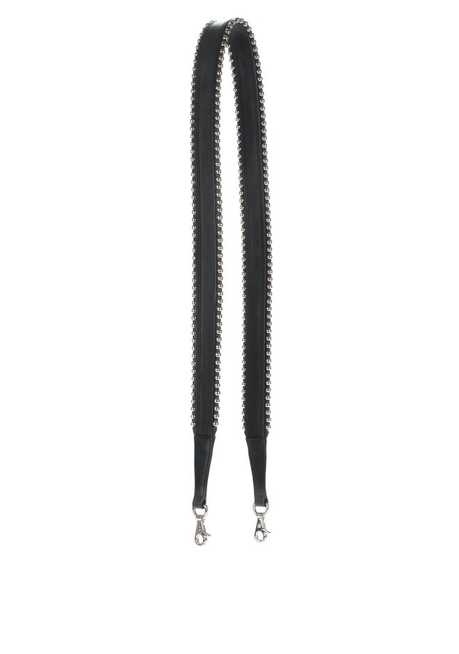 ALEXANDER WANG SMALL LEATHER GOODS Women BALL STUD CHAIN SHOULDER STRAP