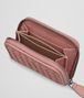 BOTTEGA VENETA COIN PURSE IN BOUDOIR INTRECCIATO NAPPA LEATHER Mini Wallet or Coin Purse D ap