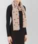 BOTTEGA VENETA SCARF IN SAND RED CASHMERE Scarf or other Woman rp