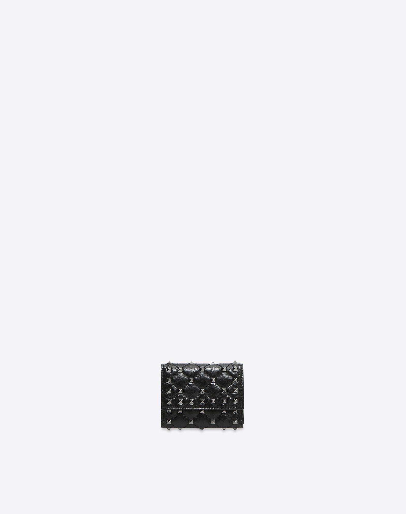 Valentino Porte-cartes Rockstud Spike INQY8GfW