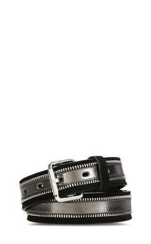 JUST CAVALLI Belt U Belt with ornate buckle f