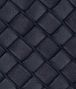 BOTTEGA VENETA GLOVE IN DARK NAVY NAPPA, INTRECCIO DETAILS Scarf or other D ap