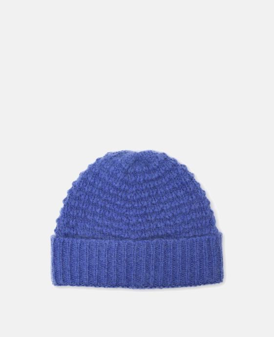 Cappello in Mohair Color Lavanda