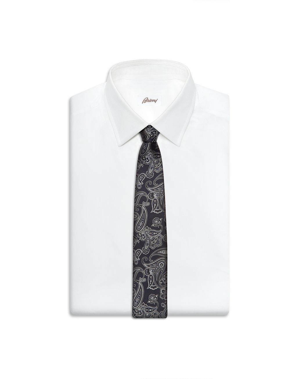 b52a21235c28 Brioni Men's Tie & Pocket Square | Brioni Official Online Store